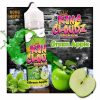 King Cloudz 60ml green apple