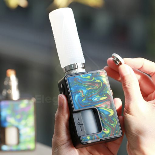 Vandy Vape Pulse BF 80W Box Mod High End – with 30ml Squonk Bottle